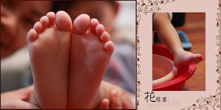 月亮姐姐的脚丫