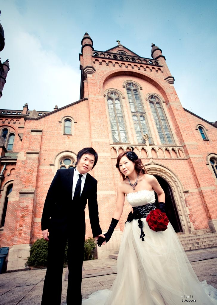 N 好事多磨的婚纱照 结合 两大首席摄影师的作品
