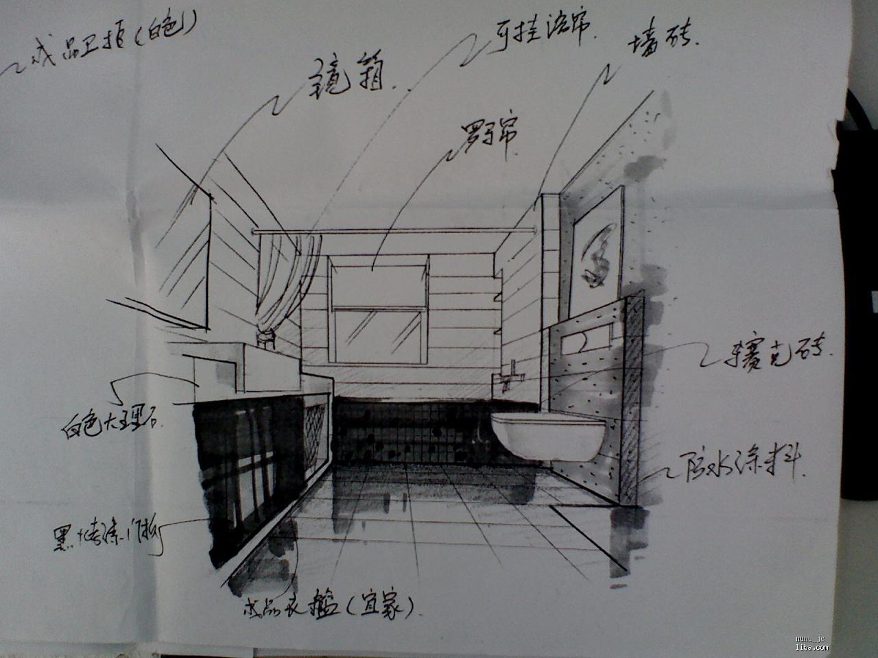 西装简笔画设计图展示