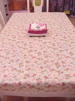 欧式田园风系列餐桌布(赠送精美杯垫)/韩版超可爱
