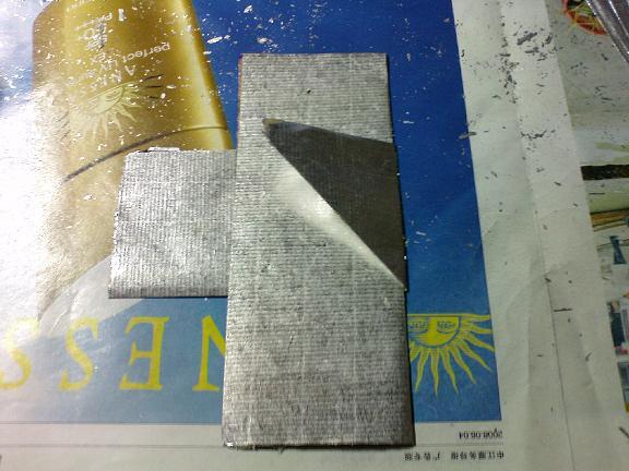锡箔的24种折法图解_锡箔