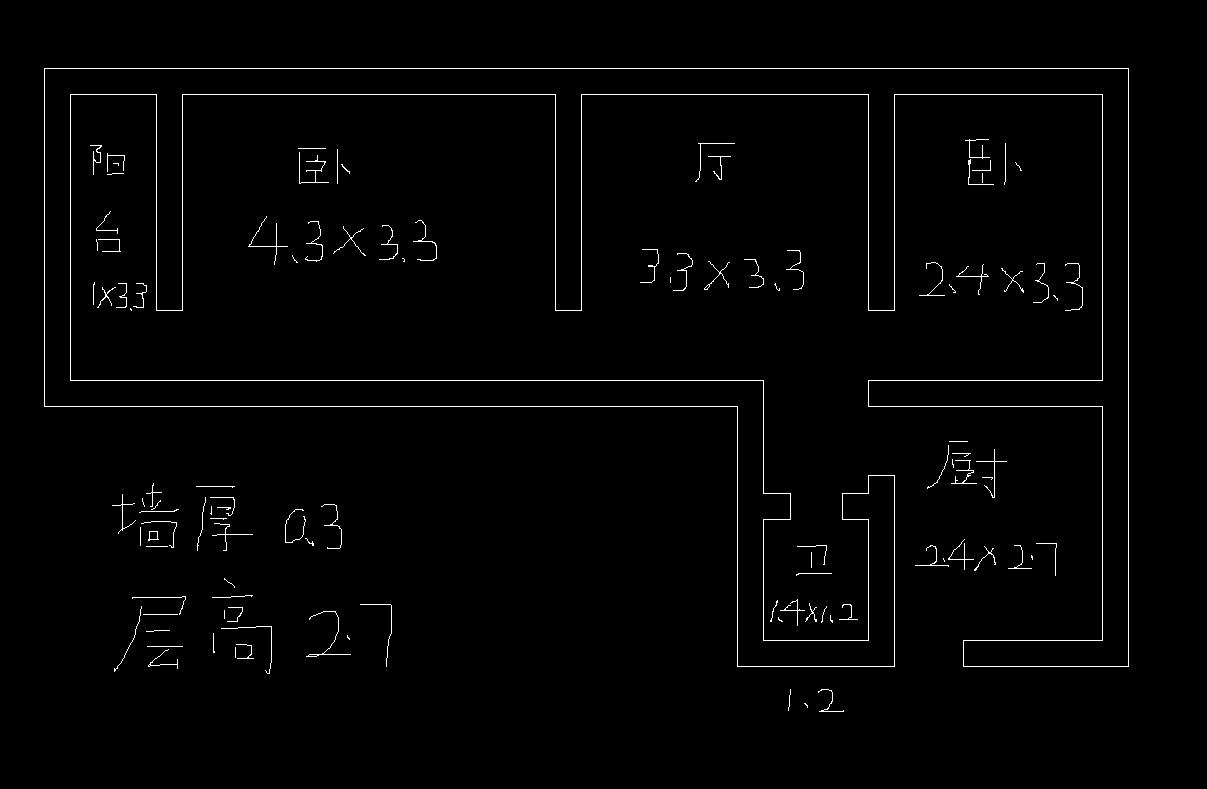 电路 电路图 电子 户型 户型图 平面图 原理图 1207_789