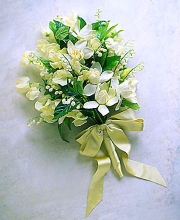 超漂亮的手捧花!
