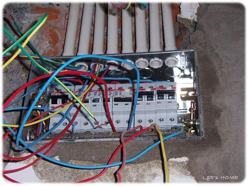 水电排线接线盒