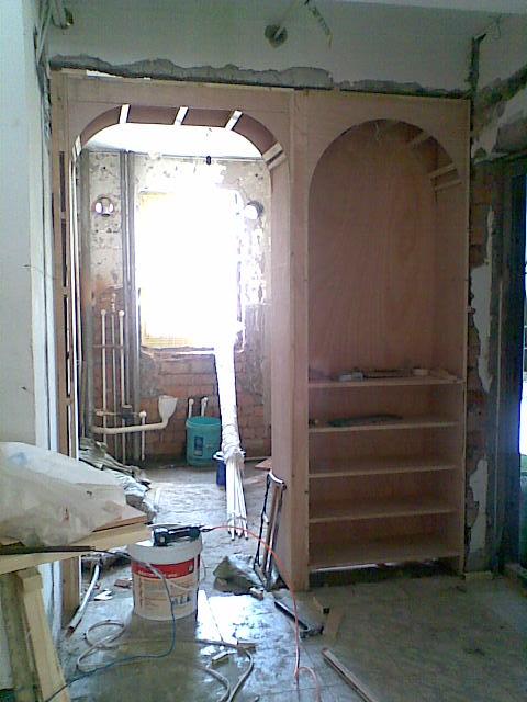 中原地区75平米老房子装修