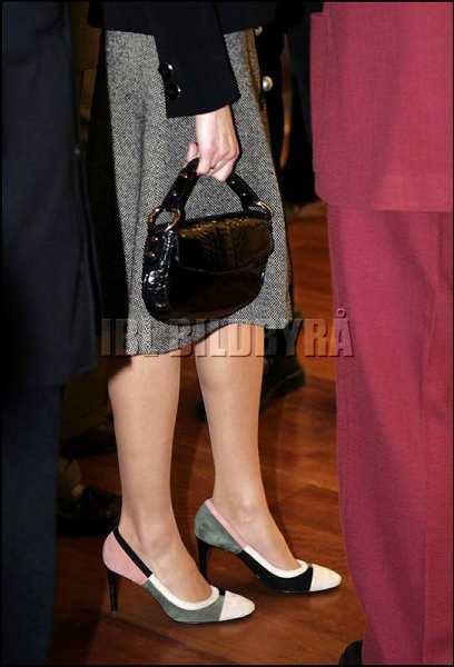"""西班牙著名的""""高跟鞋王妃"""""""