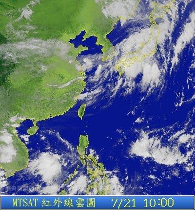 天气预报 附卫星云图 气象台官方信息不可靠图片