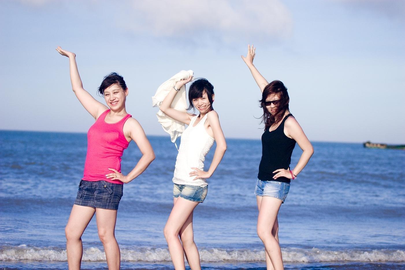 美丽的舟山桃花岛,有的说像青春偶像剧,韩剧?更新大片