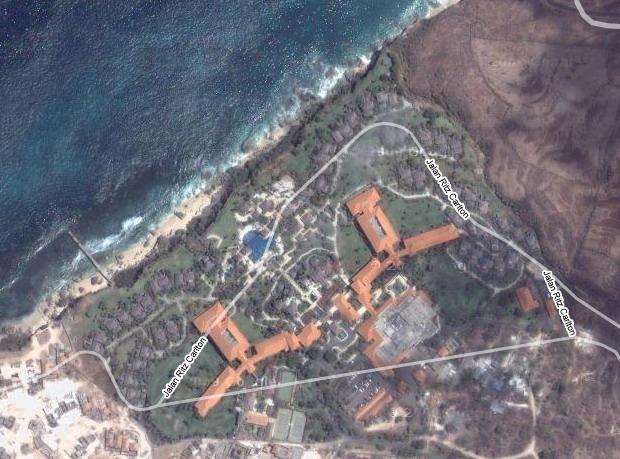 巴厘岛卫星地图|巴厘岛机场谷歌卫星地图可见
