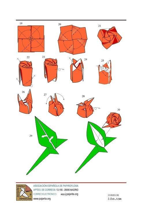折纸大全戒指图片. 折纸大全花戒指 折纸大全视频戒指图片