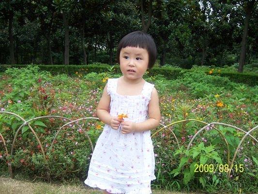 2-3岁的女宝宝有哪些发型图片