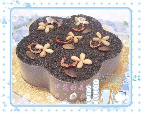 蛋糕盘手工制作小动物图片