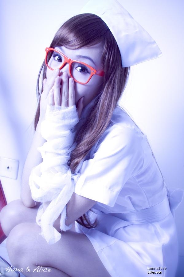 清纯可爱小护士&唯美小公主