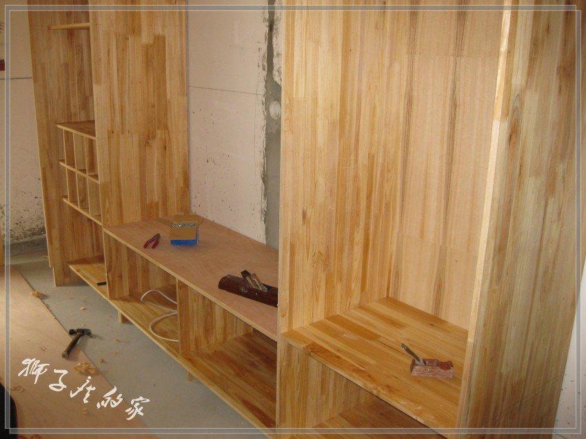鞋柜支架安装步骤