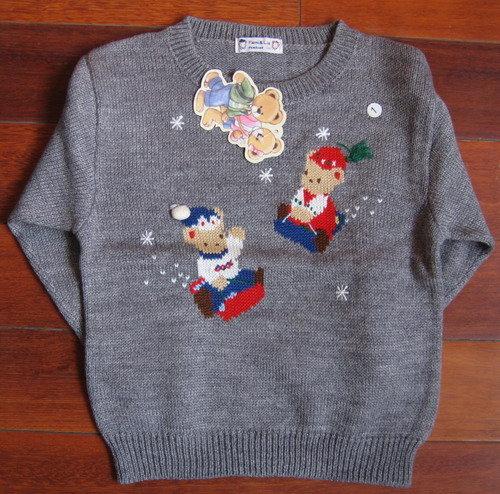 儿童毛衣028 价格:45