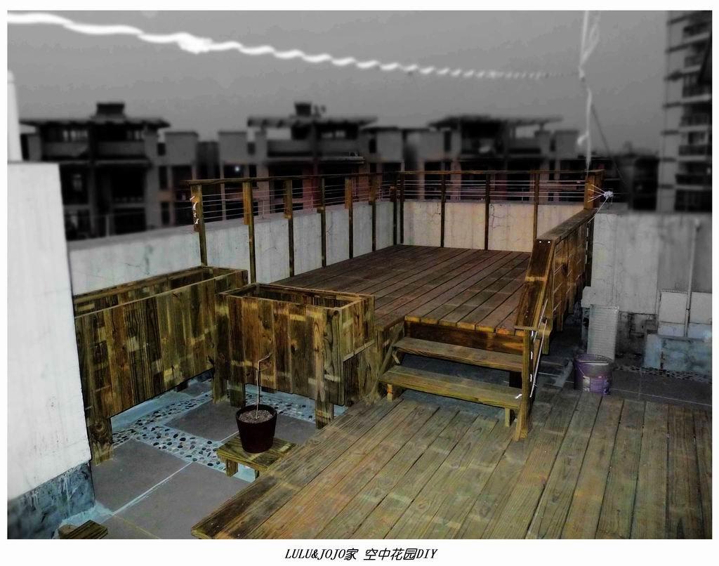 阳台花池排水设计图