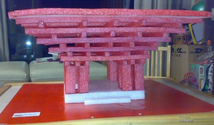幼儿园纸板箱手工制作图片