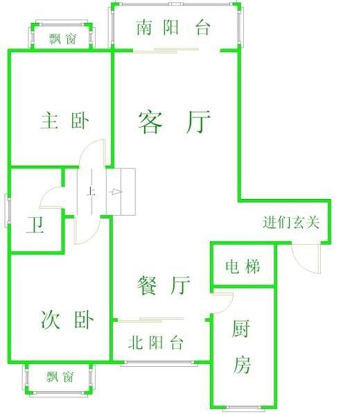 房子户型图