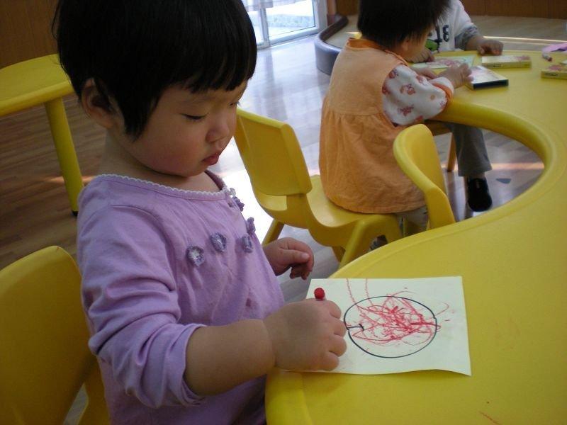 学画的儿童简笔画