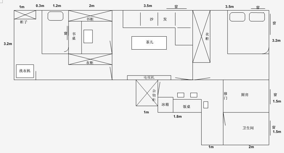 设计图分享 北方农村平房小院图片图片