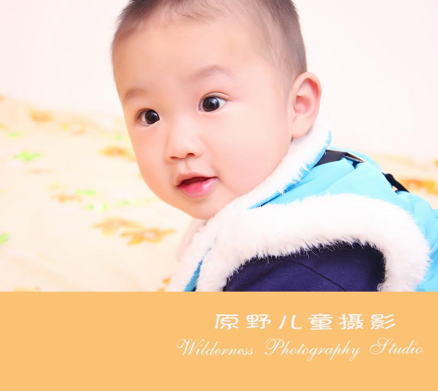 原野摄影 工作室金秋儿童摄影12月团购 伴随宝宝的成长 留下精美可爱