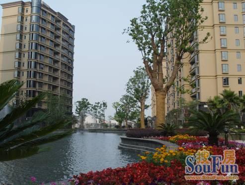 仁恒滨海半岛花园