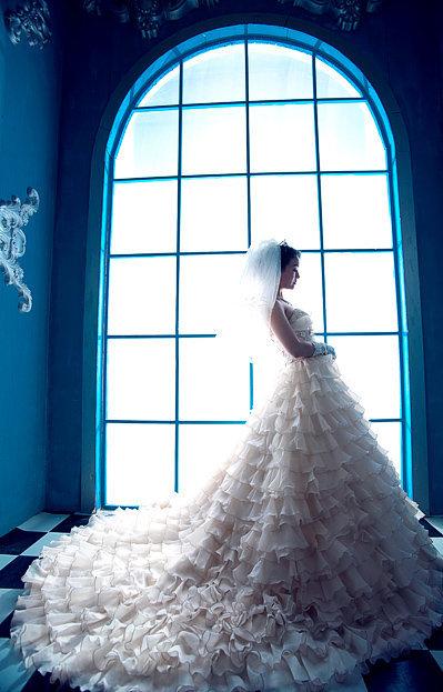 品薇唯美超级梦工厂..寒风中的美丽心情,感谢摄影师KK和化妆师安