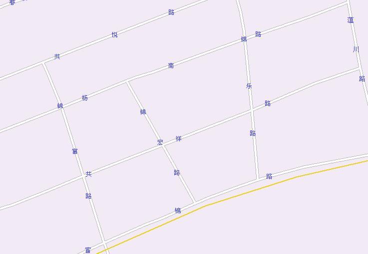 郓城工业园区地图图片