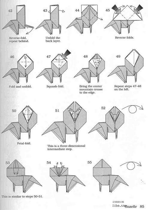 枫叶折纸的折法图解; 主题:打造篱笆最好的折纸教学贴(《布施知子——