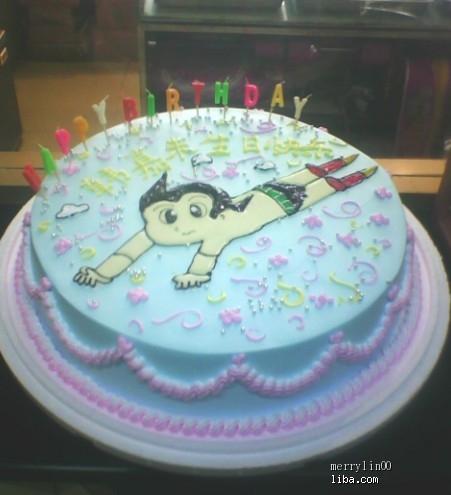 手绘系列蛋糕