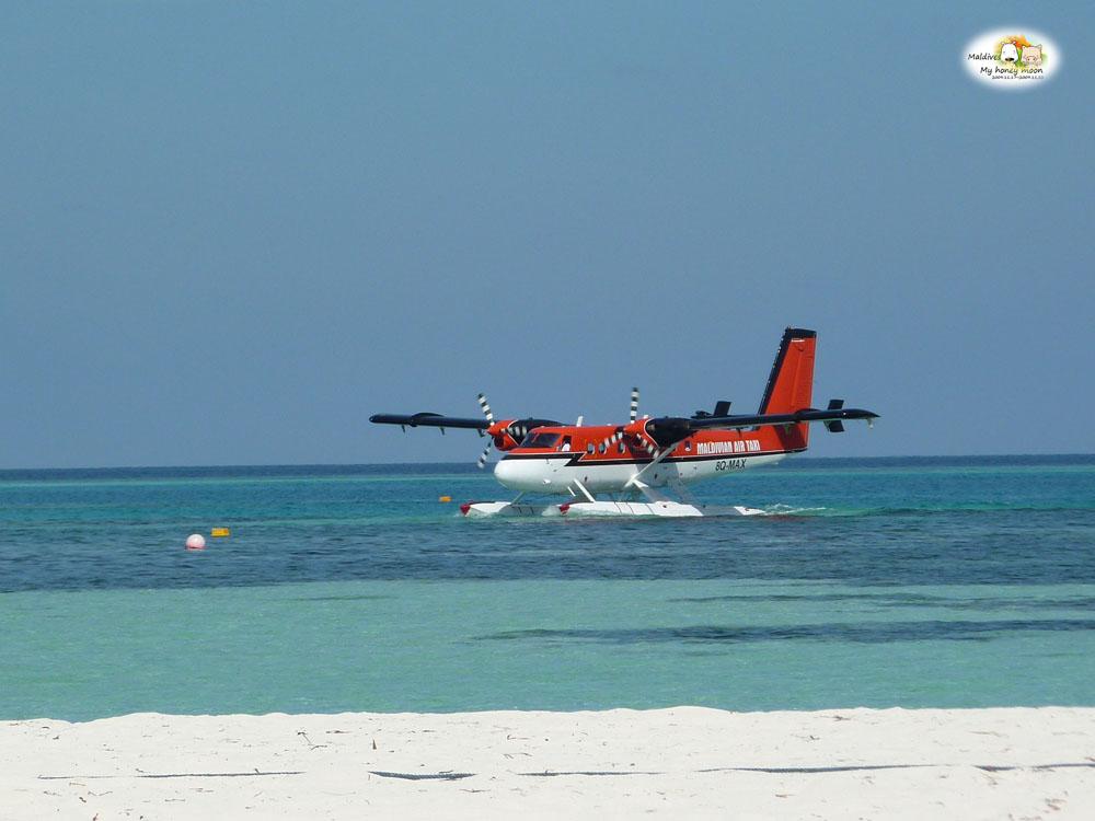 水上飞机,后来我们也去了一次