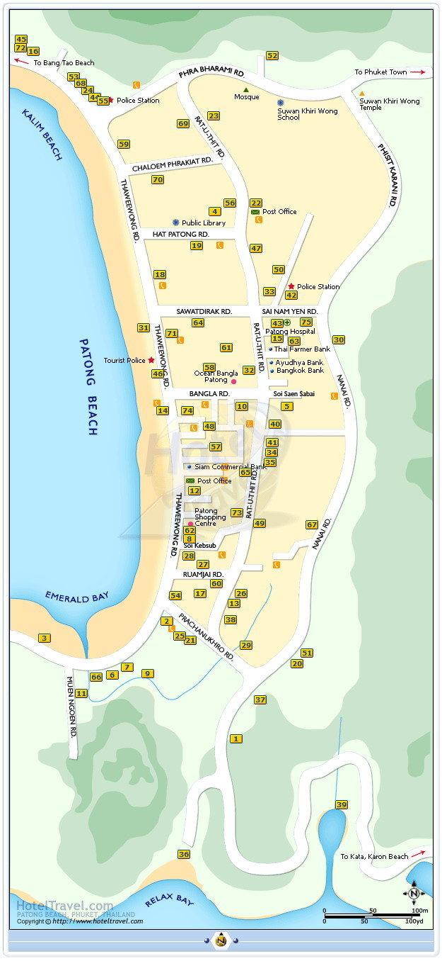毛里求斯中文地图