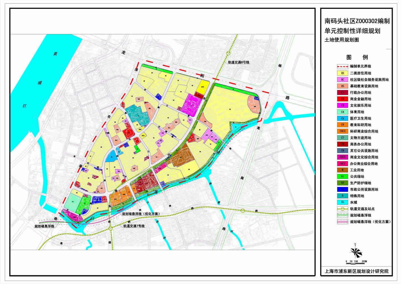鹤壁市新区103路线图