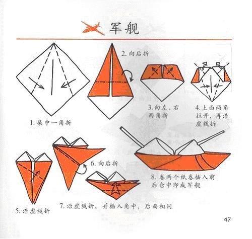 儿童折纸大全(每日更新中)