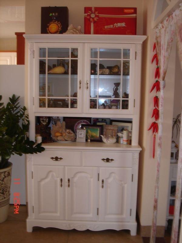 欧式柜子包冰箱图片