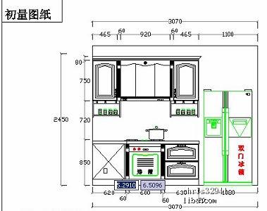 农村灶台设计图2展示图片