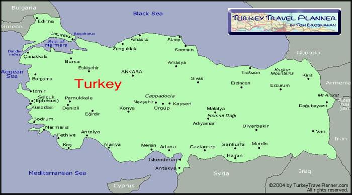 月土耳其 爱琴海