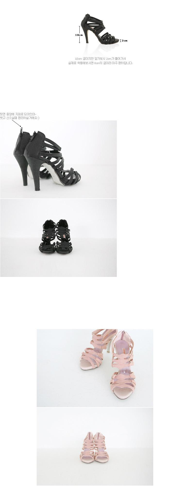 新入库5款凉鞋,show一下
