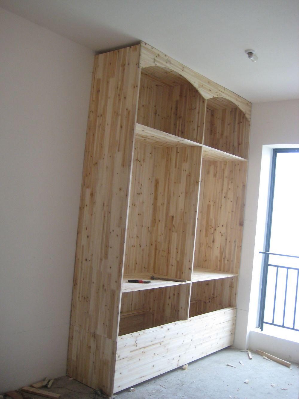关于杉木指接板做柜子的若干问题