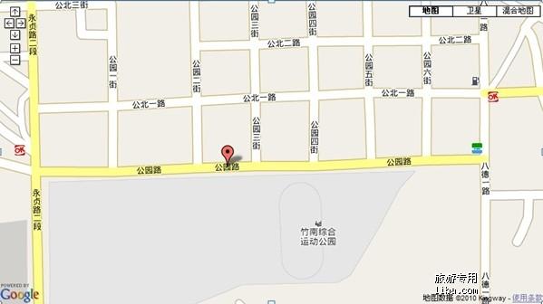 大雁塔慈恩镇地图