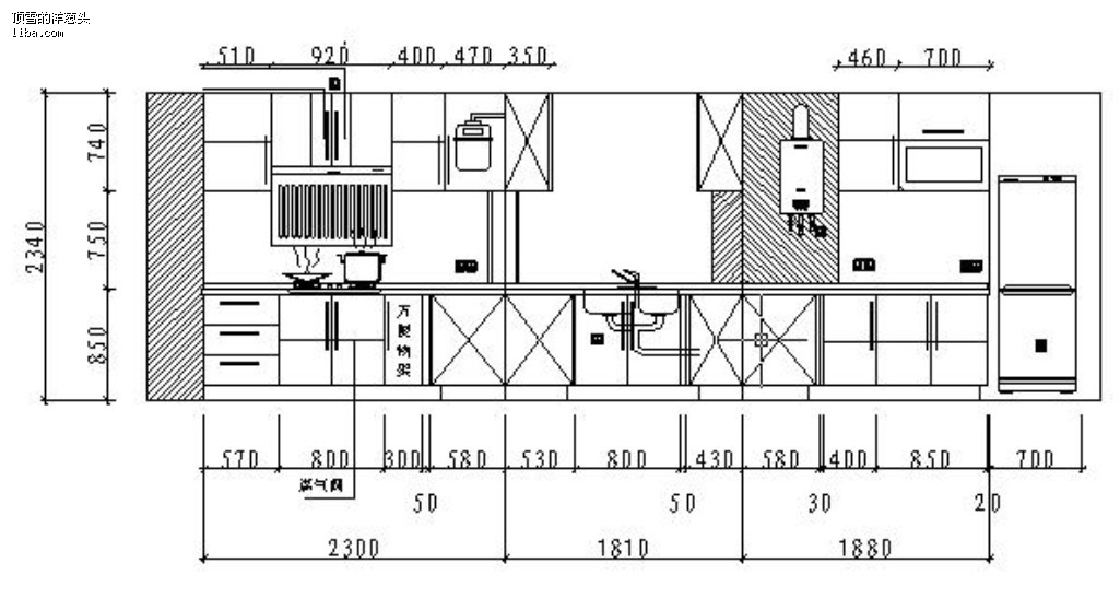 橱柜暗拉手图纸_图片暗分享图纸名称拉手_第inventor橱柜图纸图片