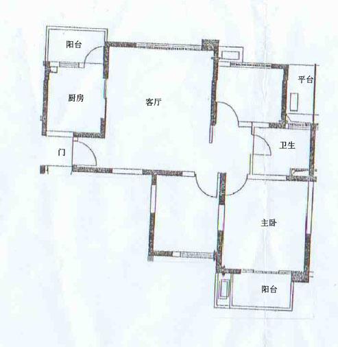 4平米正方形衛生間平面設計圖分享展示