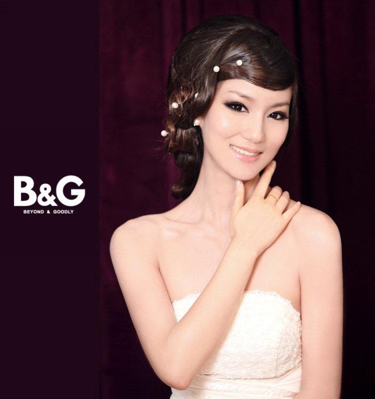 b&g试妆cici.s打造超惊艳转变!有素颜照对比!看