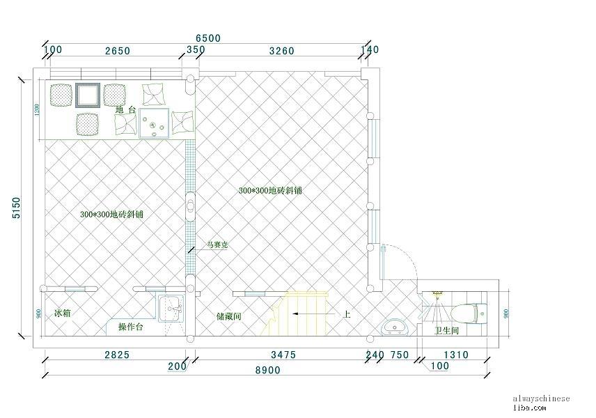 铁皮厂房设计图纸展示