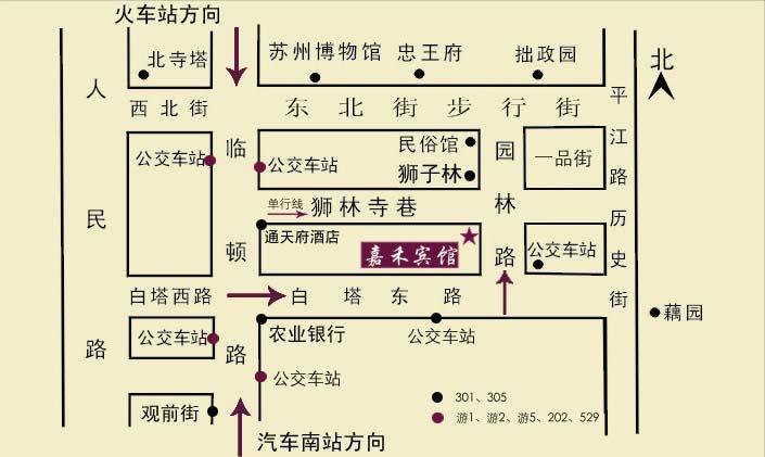 苏州东西山地图