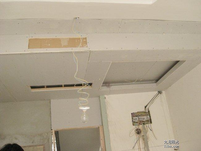 阁楼吊顶子装修效果图