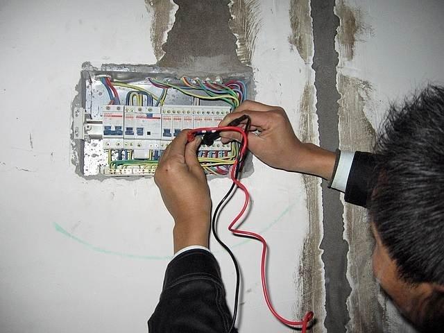 强电箱接线标准