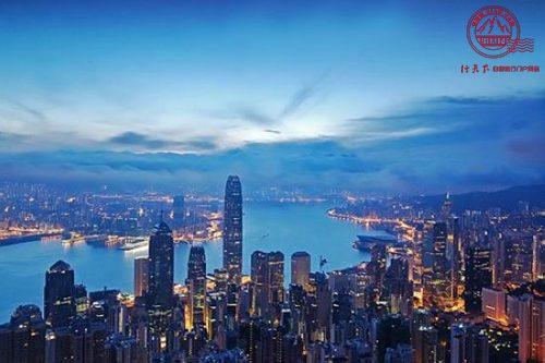 香港灯光秀素材