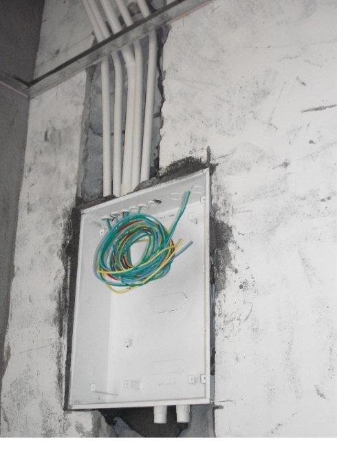 庭院灯安装施工电路图