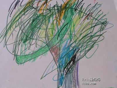 两岁的宝宝学画画很适合参考